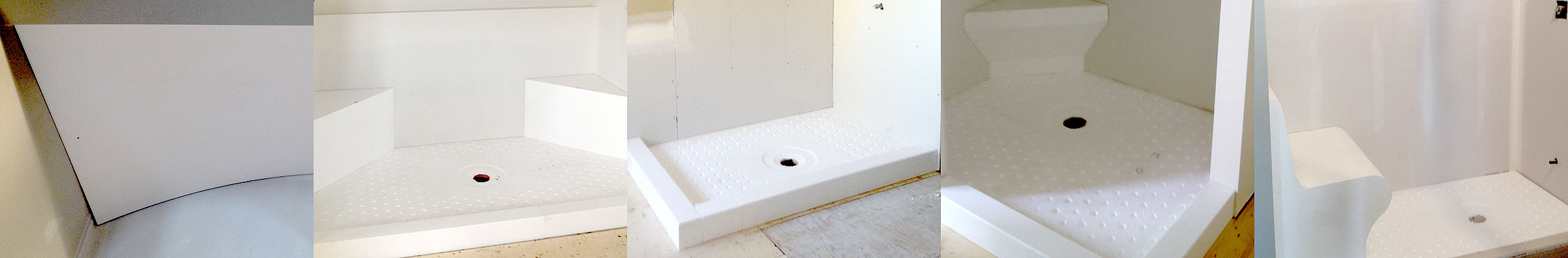 The Waterproofing Company - Custom Shower Pans and Shower Waterproofing